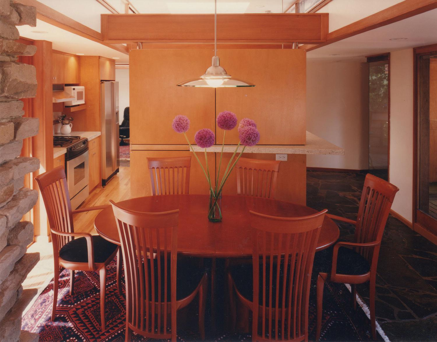 Prairie Style Remodel - Seattle Architects - 必威betway中文版 - middle century, Remodel